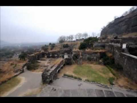 Daulatabad Fort - Maharastra, India