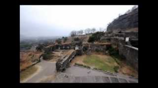 Daulatabad Fort - Maharastra, India