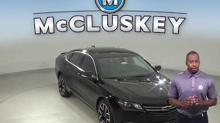 190886 - New, 2019, Chevrolet Impala, LT, Test Drive, Review, For Sale -