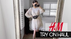 H&M TRY ON HAUL 2020 *NEW IN* SPRING SUMMER #HM #HMHAUL