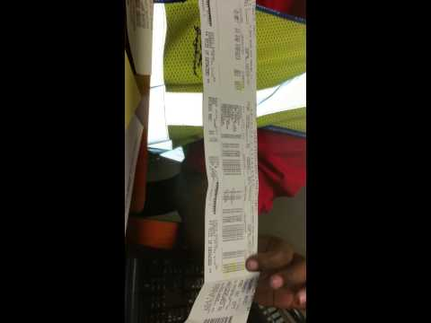 Greyhound Ticket Process