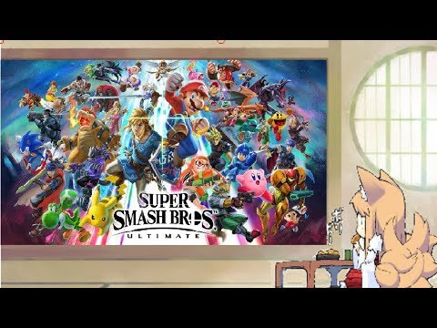 ノリと勢いのケン使い【SSBU】【Super Smash Bros.】