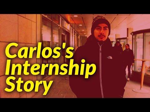 Carlos | Global Internship Story | Episode 1