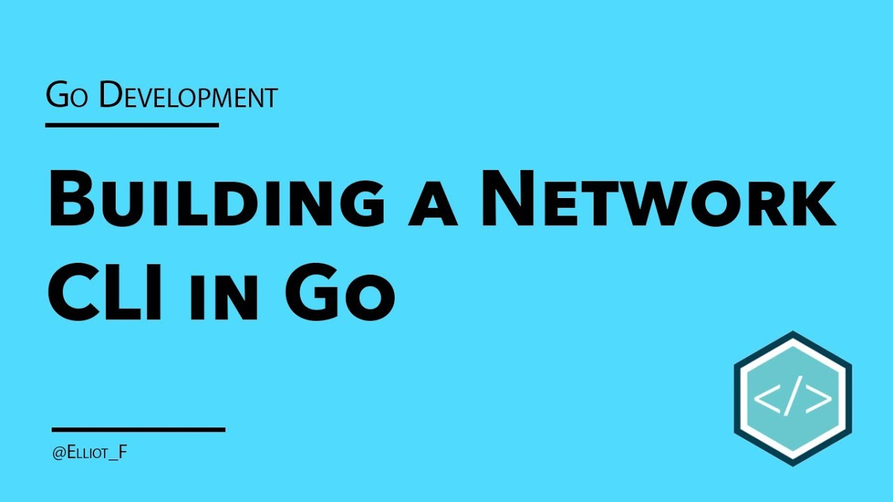 Building a Network Command Line Interface in Go