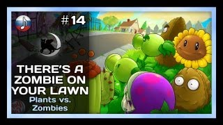 [NyanDub] [#14] Plants vs. Zombies - There's a Zombie on Your Lawn (RUS)