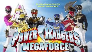 Power Rangers Megaforce - Müziği