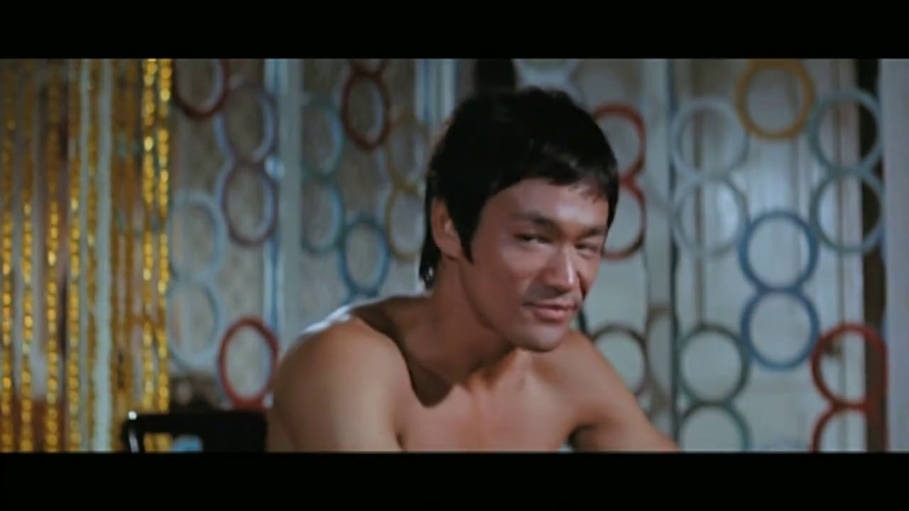 Funny bruce lee - YouTube