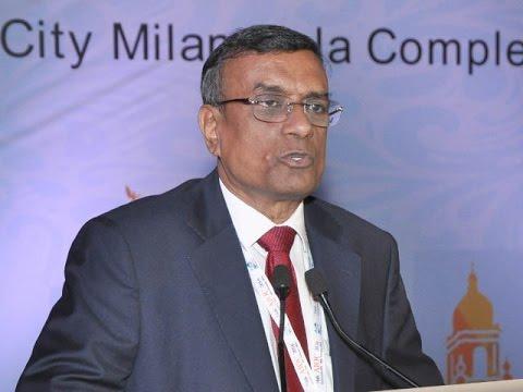 Chandra Shekhar Ghosh, Founder & CMD, Bandhan Bank talk on Entrepreneurship at AIOC 2016 Kolkata