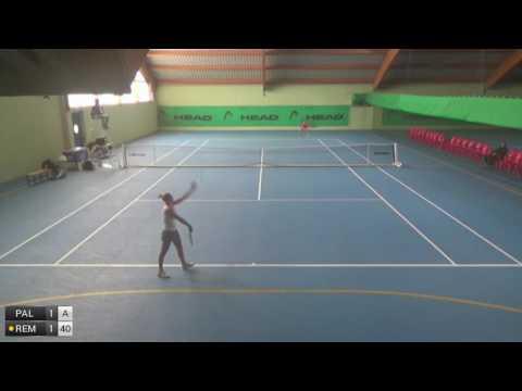 Palmigiano Francesca v Remondina Anna-Giulia - 2016 ITF Cordenons