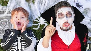 HALLOWEEN Song and More Nursery Rhymes Kids Songs by LETSGOMARTIN