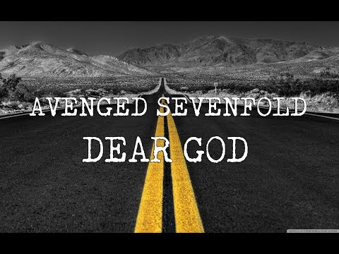 "Avenged Sevenfold - ""Dear God"" (Sub. Español)"
