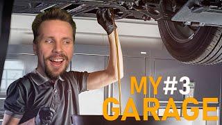 JAG LÄR SOFTIS BYTA OLJA - MY GARAGE #3