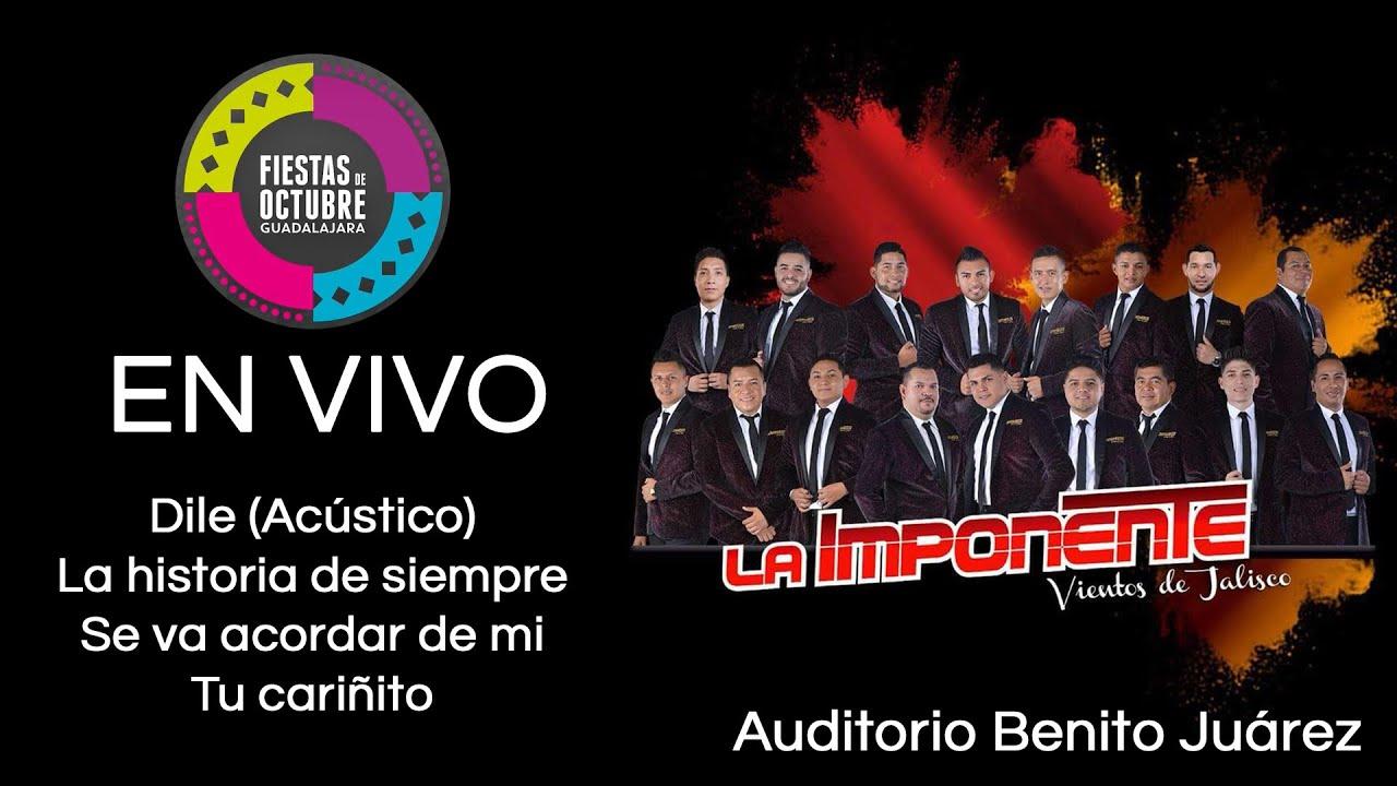 Fiestas de octubre guadalajara 2019 auditorio
