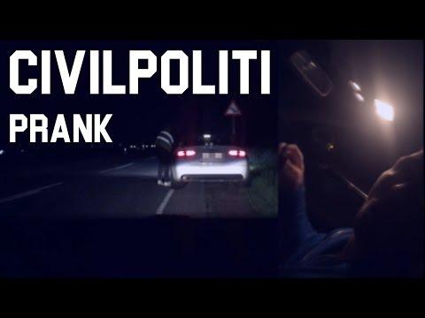 FFF - Civil Politi PRANK m/ Nikolaj Bested