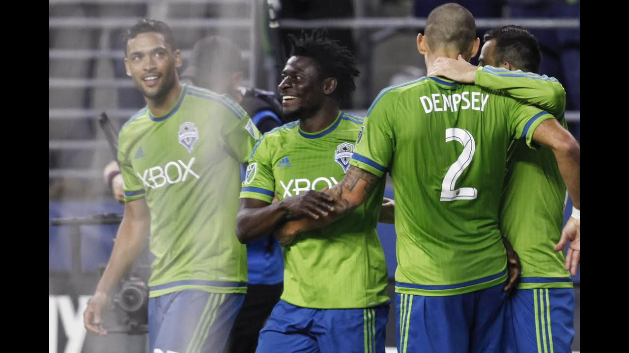 Top Plays: Obafemi Martins' best goals with Seattle ... Obafemi Martins Sounders Fc