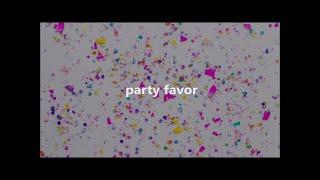 billie eilish  party favor (türkçe çeviri)