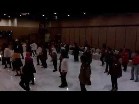 "RINDU Choreogrpaphed by Roosamekto ""Mamek"" ULD Bekasi & Ayu Permana – Indonesia (11 -12 -13)"