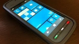 Windows Phone 8 Style Theme for Nokia S60V5 & S^3