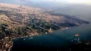 Η Κωνσταντινούπολη από ψηλά...