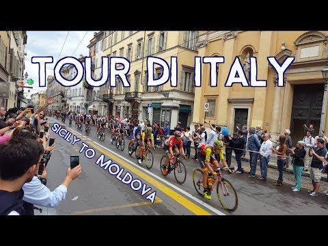 Tour di Italy Parma | Sicily to Moldova