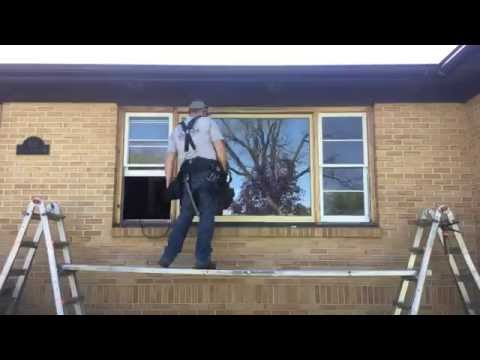 Time Lapse Window Replacement