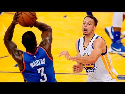 HD Oklahoma City Thunder vs Golden State Warriors GAME 5 FULL HIGHLIGHTS | NBA PLAYOFFS | 5.26.16