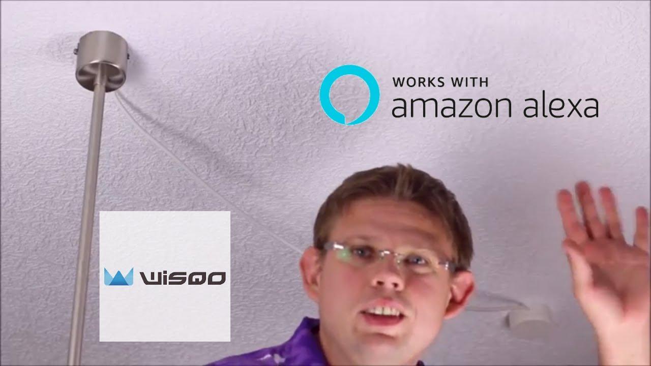 Arbeite Mit Dem Amazon Echo Und Wisqo Zusammen Lichtschalter Per