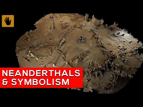 Neanderthals & Art: Interview With Dr. Wragg Sykes