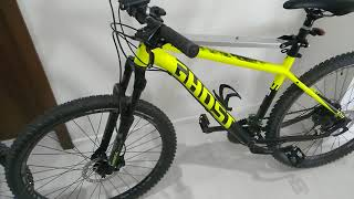 Ghost Lector LC1 2017, Ghost Kato 2.7 2018, Weeride Safefront Deluxe, SK, Slovensky
