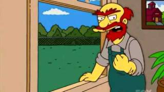 Simpsons willie - damn Scots!