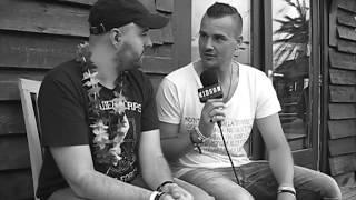 Indecent Noise interview, Luminosity Beach Festival 2014