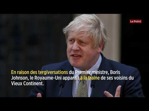 Coronavirus: le Royaume-Uni paie le prix d'une mobilisation tardive