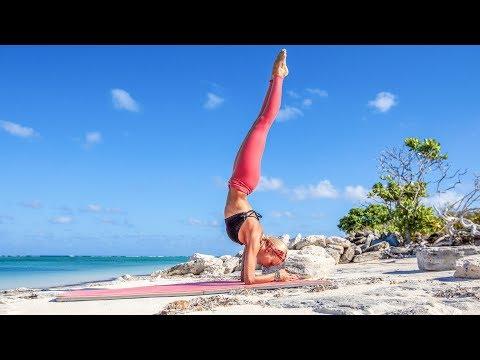 Yoga To Advance Your Practice ♥ Beautiful Ashtanga Inspired Flow