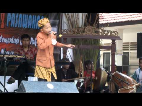 Pangauban Kawih Sunda Purwakarta - (Pinunjul 1 Putra Pasanggiri Kawih)