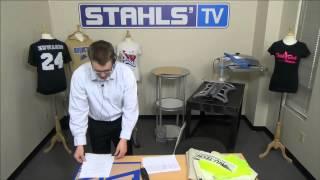 Stahls' Vinyl Cutter Success Class