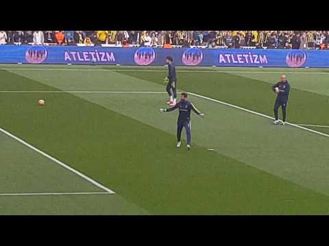 Maç öncesi tribünlere çağırılan takım ve Volkan Demirel hırsı... / Fenerbahçe 0-0 Galatasaray