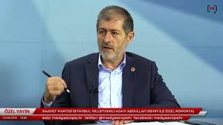 Saadet Partisi İstanbul Milletvekili adayı Abdullah Sevim ile özel röportaj