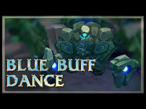 Blue Buff Dance - League of Legends