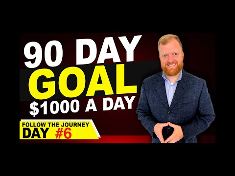 90-day-goal:-$1000-a-day-on-amazon-fba-day-6