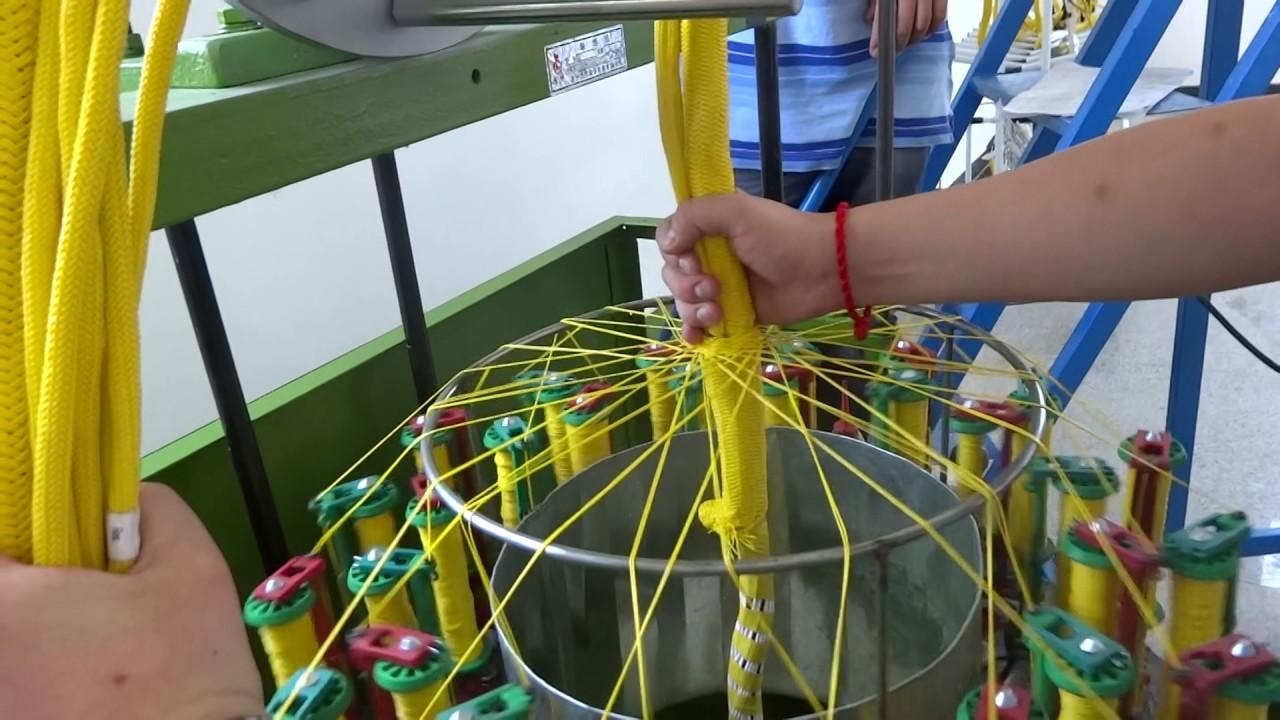 Wire Harness Braiding Machine From Henghui