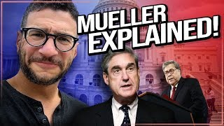 Real Lawyer Explains the The Mueller Report - Viva Frei Vlawg