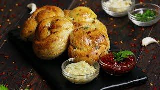 Gobble | Cheesy Garlic Knots | Perfect Party Snacks