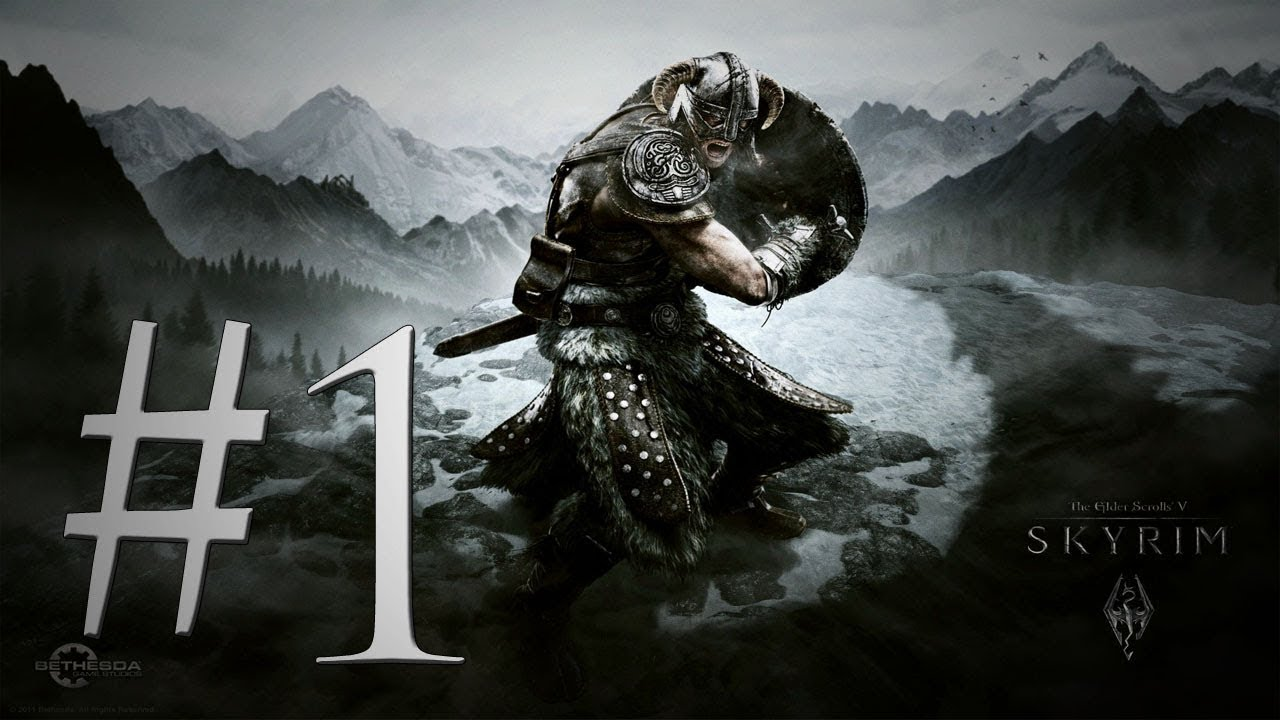 The Elder Scrolls V Skyrim Nintendo Switch Walkthrough Part 1