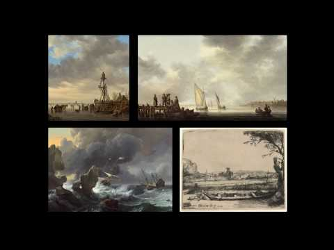 Water, Wind, and Waves: Marine Paintings from the Dutch Golden Age