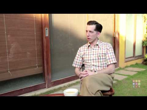 Pokey LaFarge Interview (Part 1) | Windmills Craftworks