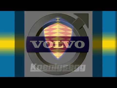 Sweden Car Brand Names and logos
