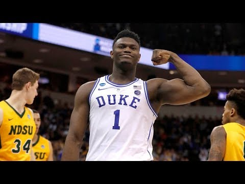2019 NCAA March Madness Round 2 Game Highlight Commentary