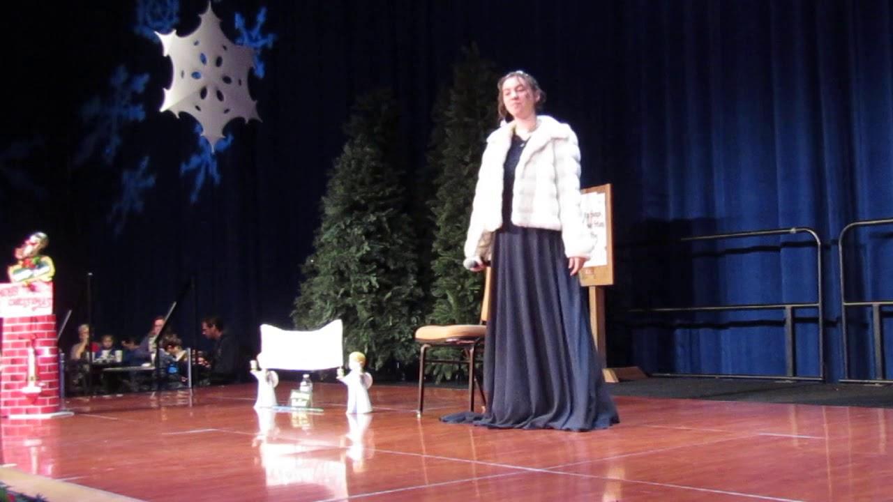 TrinityAnn* sings Rockin' Around the Christmas Tree - YouTube