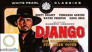 Django - Ein Silberdollar für einen Toten (Western ganze Western Filme auf Deutsch)