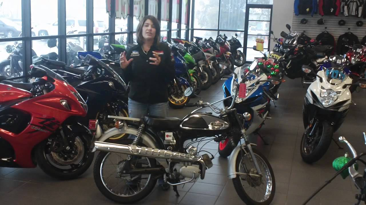 1968 yamaha trailmaster 80 with only 7k miles for sale for Yamaha suzuki of texas